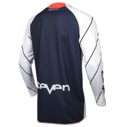 Мотоджерси Seven Annex Exo Jersey Coral/Navy