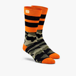 Носки 100% Troop Athletic Socks Camo