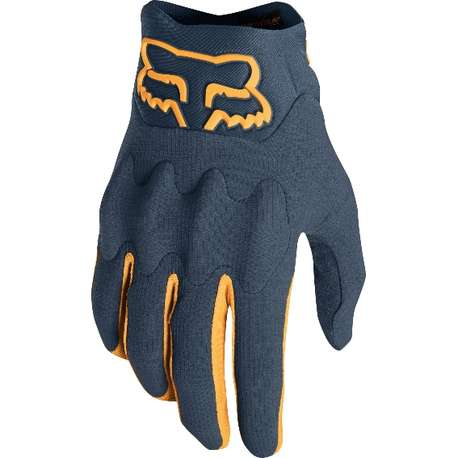 Мотоперчатки Fox Bomber LT Glove Navy/Yellow