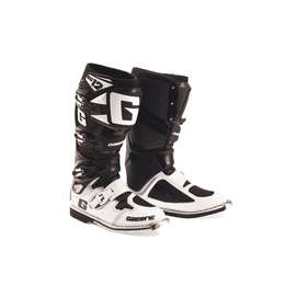 Мотоботы Gaerne SG-12 Boot Black White