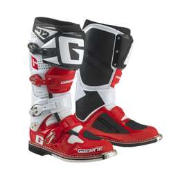 Мотоботы Gaerne SG-12 Boot Black White Red Black