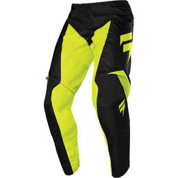 Мотоштаны Shift Whit3 Label Race Pant Flow Yellow