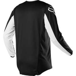 Мотоджерси Fox 180 Prix Jersey Black/White