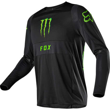 Мотоджерси Fox 360 Monster/PC Jersey Black
