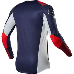 Мотоджерси Fox Flexair Honda Jersey Navy/Red