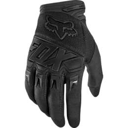 Мотоперчатки Fox Dirtpaw Race Glove Black/Black