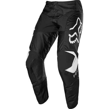 Мотоштаны Fox 180 Prix Pant Black/White
