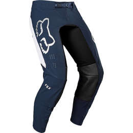Мотоштаны Fox Flexair Honda Pant Navy/Red