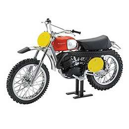 Модель мото HUSQVARNA CROSS 400 1970 B.ABERG REPLICA