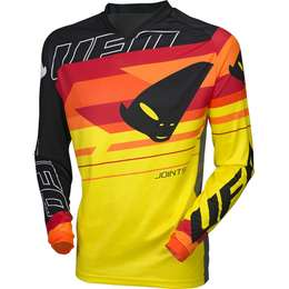 Мотоджерси UFO JOINTS JERSEY Black/Yellow