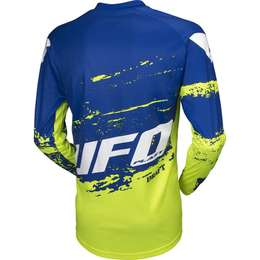 Мотоджерси UFO DRAFT JERSEY Yellow Fluo