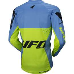 Мотоджерси UFO DIVISION JERSEY Yellow Fluo