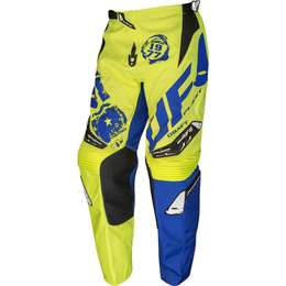 Мотоштаны UFO DRAFT PANTS Yellow Fluo