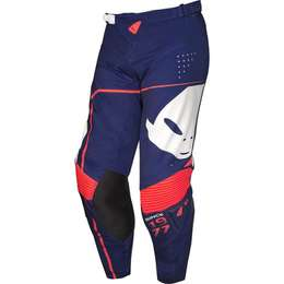 Мотоштаны UFO SLIM SHARP PANTS Blue