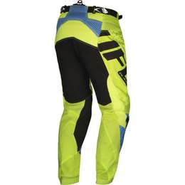 Мотоштаны UFO DIVISION PANTS Yellow Fluo