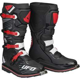 Мотоботы UFO OBSIDIAN BOOTS Black