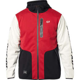 Толстовка Fox Barricade Softshell Fleece Black/Red