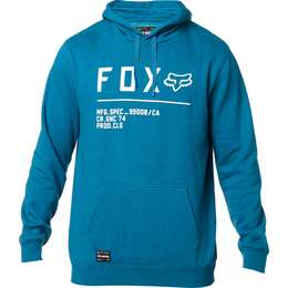 Толстовка Fox Non Stop Pullover Fleece Maui Blue