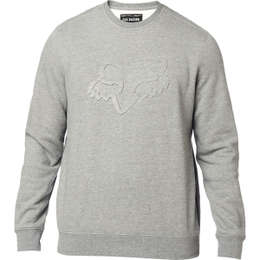 Толстовка Fox Refract Dwr Crew Fleece Heather Graphite