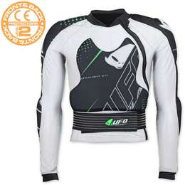 Защита панцирь UFO ULTRALIGHT 2.0 BODYGUARD White