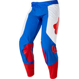 Мотоштаны Fox Airline Pilr LE Pant Blue/Red