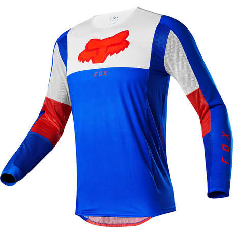 Мотоджерси Fox Airline Pilr LE Jersey Blue/Red