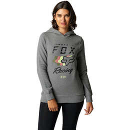 Толстовка женская Fox Checkpoint Po Fleece Heather Graphite