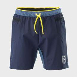 Шорты Husqvarna Accelerate Shorts Blue