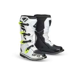 Мотоботы UFO OBSIDIAN 2021 BOOTS White